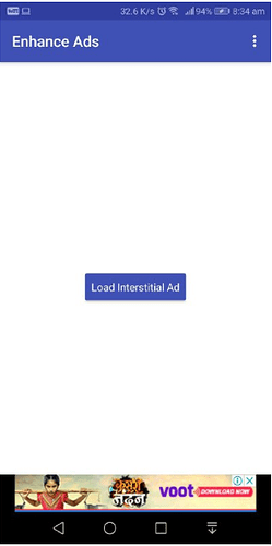Alternative Method to show Admob Ads - 100% Working
