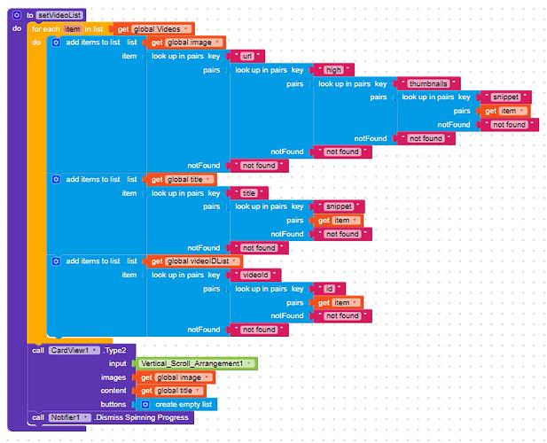 Youtube API Guide - Guides - Kodular Community