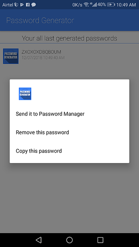 Updated] Password Generator - Secure your passwords (V - 1 2