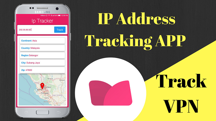 How to Create IP Tracking APP and Check VPN users by using API in