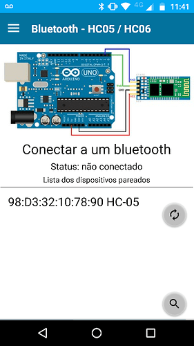 Over 5k downloads: App - Bluetooth HC05/06 - Koded Apps