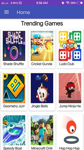 Kodular io game app free Aia