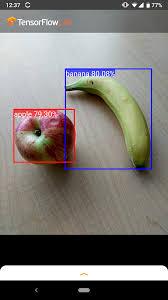 tensorflow lite working example