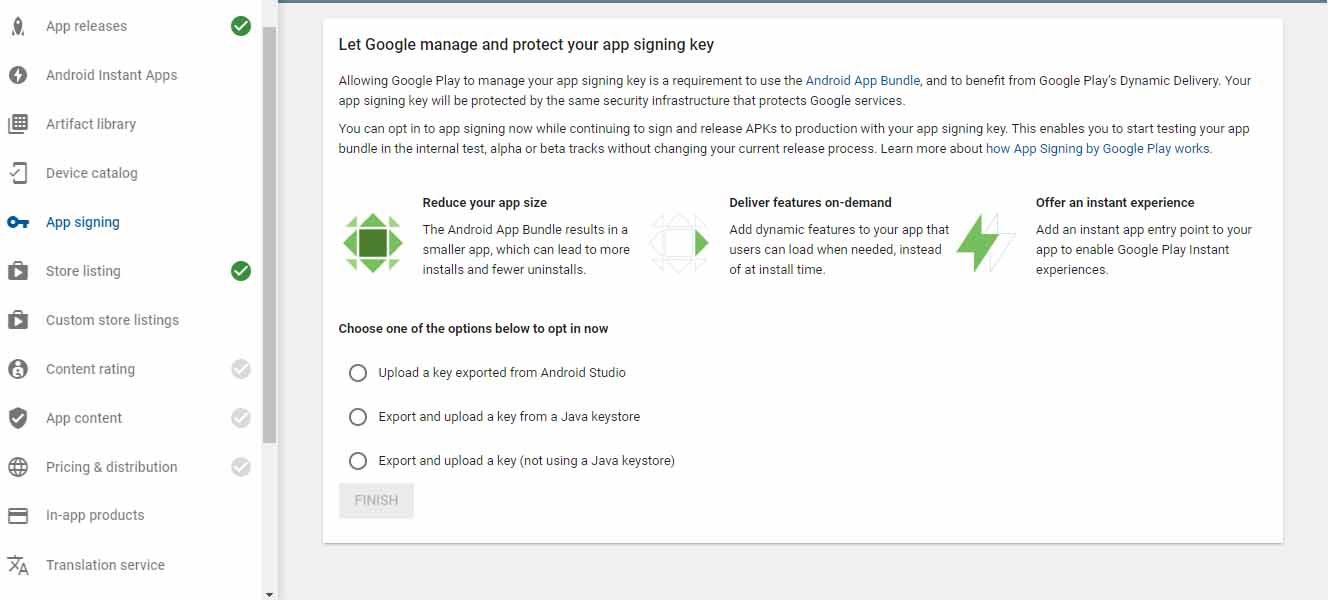 AppSigning