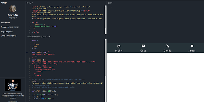 Anyone know how to add css animation code on button - Discuss