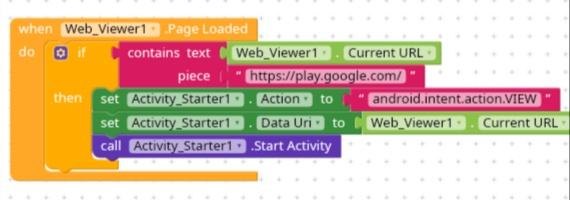 Open Whatsapp Link into App - Discuss - Kodular Community