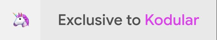 Kodular Exclusive New 2.2