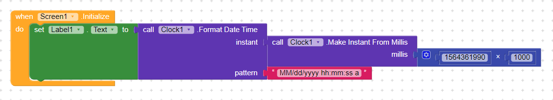 How to convert unix time seconds to date and time - Discuss