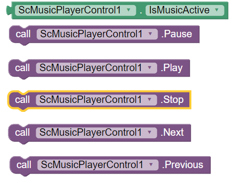 Player Control
