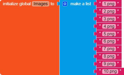 global color list