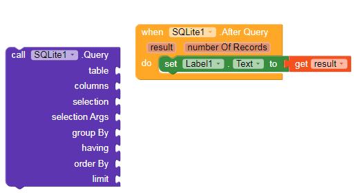 Help me, Show data in database - Discuss - Kodular Community