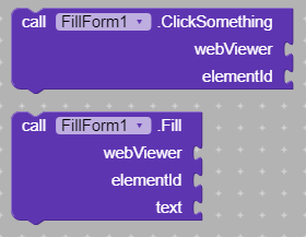fillform